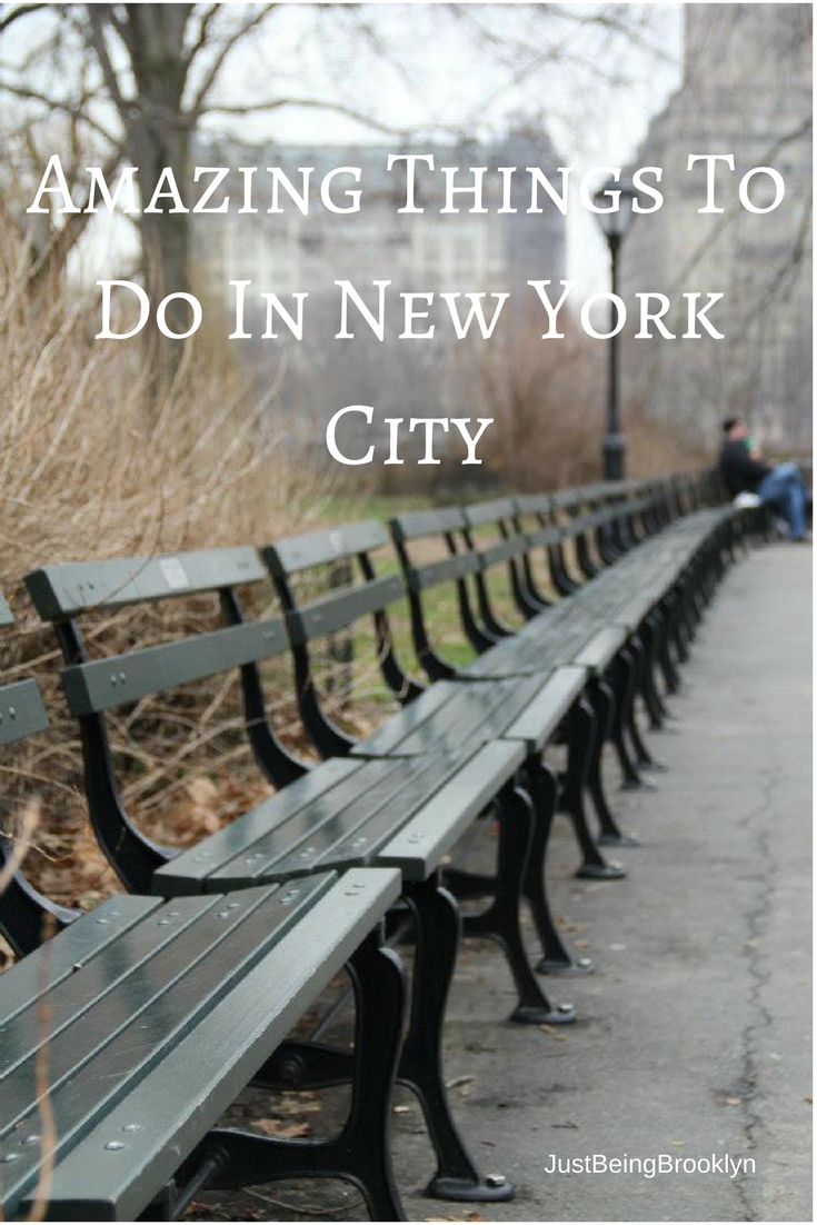 Amazing Things To Do In New York City