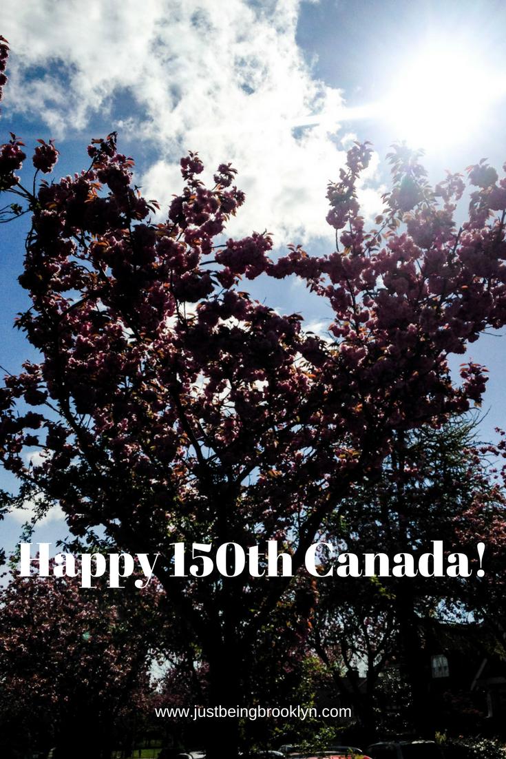Happy 150th Canada