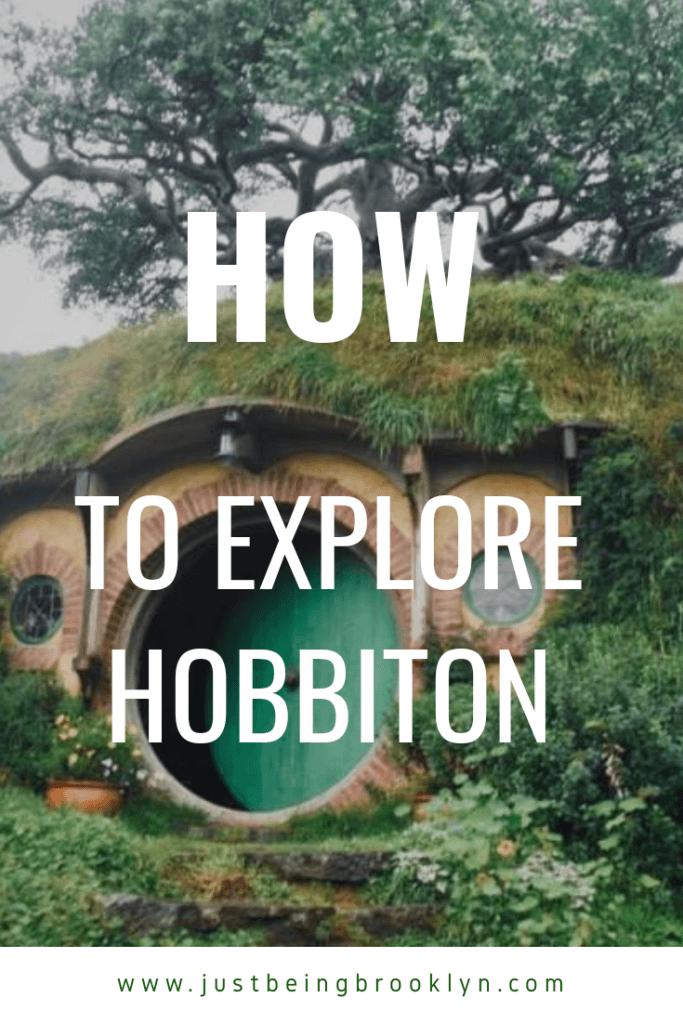 How to explore Hobbiton