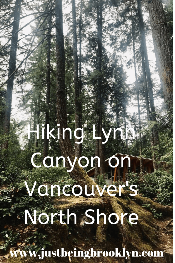 Hiking Lynn Canyon on Vancouver's North Shore