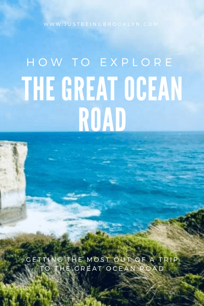 How to explore the Great OCEAN road