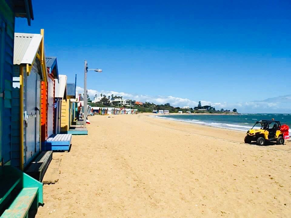 The Brighton Bathing Boxes. A Melbourne photo essay.