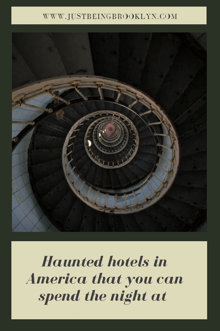 Haunted hotels in America that you can spend the night at