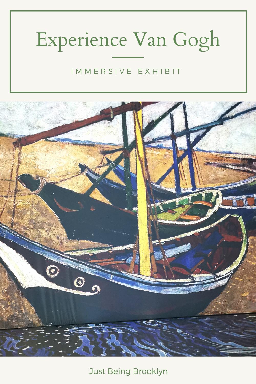 Experience Van Gogh Vancouver, Immersive Exhibit
