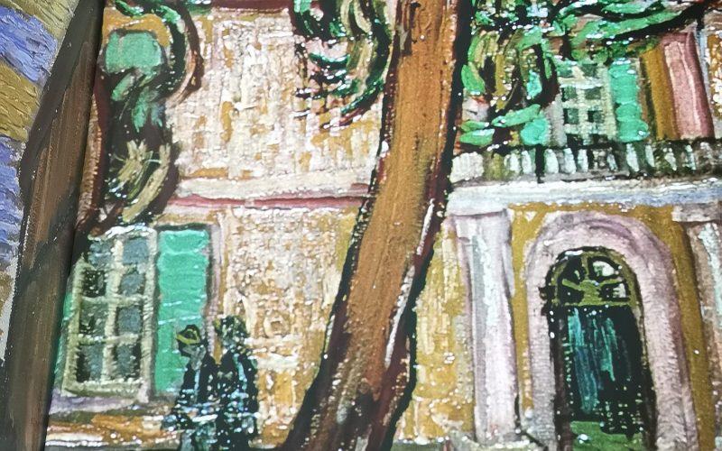 Imagine Van Gogh Vancouver, an Immersive Art Exhibit