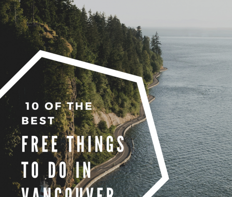 10 OF THE BEST FREE THINGS TO DO IN VANCOUVER PINTEREST PIN